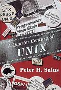 Cover of A quarter century of Unix
