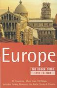 Cover of Europe : the rough guide