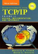 Cover of Internetworking with TCP/IP : Design, Implementation, and Internals