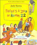 Cover of There's a Zoo in Room 22