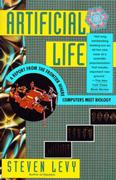 Cover of Artificial life : A report from the frontier where computers meet biology