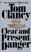 Cover of Clear and Present Danger