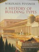 Cover of A History of Building Types