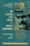 Cover of The strange last voyage of Donald Crowhurst
