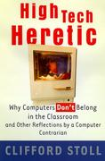 Cover of High Tech Heretic