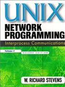 Cover of UNIX Network Programming, Volume 2: Interprocess Communications