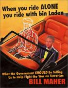 Cover of When You Ride Alone You Ride with Bin Laden: What the Government Should be Telling Us to Help Fight the War on Terrorism