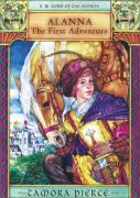 Cover of Alana: The First Adventure