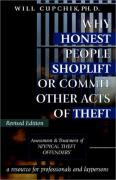Cover of Why Honest People Shoplift Or Commit Other Acts Of Theft
