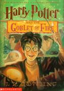 Cover of Harry Potter and the Goblet of Fire (Book 4)