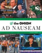 Cover of The Onion Ad Nauseam: Complete News Archives Volume 14