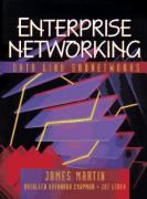 Cover of Enterprise Networking: Datalink Subnetworks