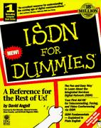 Cover of Isdn for Dummies