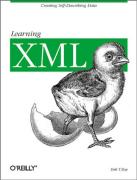 Cover of Learning XML
