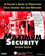 Cover of Maximum Security