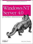 Cover of Windows Nt Server 4.0 for Netware Administrators