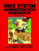Cover of UNIX System Administration Handbook (BkCD ROM) (2nd Edition)