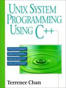 Cover of Unix System Programming Using C++