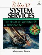 Cover of Win 32 System Services: The Heart of Windows 95 and Windows NT