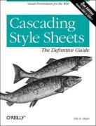 Cover of Cascading Style Sheets: The Definitive Guide, 2nd Edition