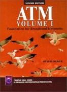 Cover of ATM, Volume I: Foundation for Broadband Networks (2nd Edition)