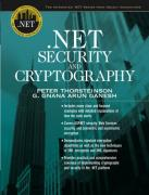 Cover of .NET Security and Cryptography