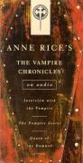 Cover of The Vampire Chronicles Collection: Interview With the Vampire/the Vampire Lestat/Queen of the Damned (Everyman's Library) [ABRIDGED]