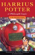 Cover of Harrius Potter et Philosophi Lapis (Harry Potter and the Philosopher's Stone, Latin edition)