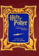 Cover of Harry Potter and the Sorcerer's Stone: A Deluxe Pop-up Book