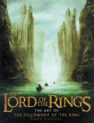 Cover of The Art of The Fellowship of the Ring (The Lord of the Rings)