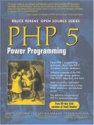 Cover of PHP 5 Power Programming (Bruce Perens Open Source)