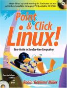 Cover of Point & Click Linux!