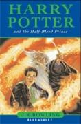 Cover of Harry Potter and the Half-Blood Prince (Harry Potter 6)