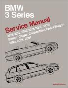 Cover of BMW 3 Series (E46) Service Manual: 1999-2001