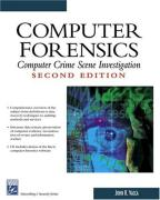Cover of Computer Forensics: Computer Crime Scene Investigation