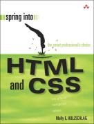 Cover of Spring Into HTML and CSS (Spring Into)