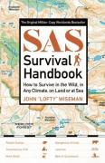 Cover of SAS Survival Handbook: How to Survive in the Wild, in Any Climate, on Land or at Sea