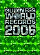 Cover of Guinness World Records 2006 (Guinness World Records)