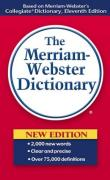 Cover of The Merriam-Webster Dictionary (Merriam-Webster Dictionary)