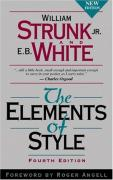 Cover of The Elements of Style, Fourth Edition