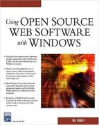 Cover of Using Open Source Web Software with Windows (Internet Series)