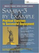 Cover of Samba-3 by Example : Practical Exercises to Successful Deployment (Bruce Perens Open Source)