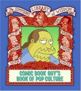 Cover of Comic Book Guy's Book of Pop Culture (Simpsons Library of Wisdom)
