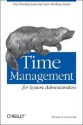 Cover of Time Management for System Administrators