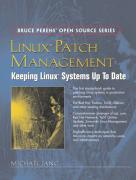 Cover of Linux(R) Patch Management : Keeping Linux(R) Systems Up To Date (Bruce Perens Open Source)