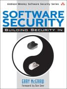Cover of Software Security : Building Security In