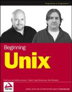 Cover of Beginning Unix   (Programmer to Programmer)