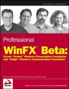 Cover of Professional WinFX Beta: Covers