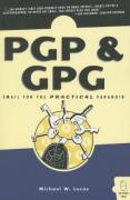 Cover of PGP & GPG: Email for the Practical Paranoid