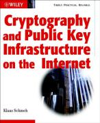Cover of Cryptography and Public Key Infrastructure on the Internet